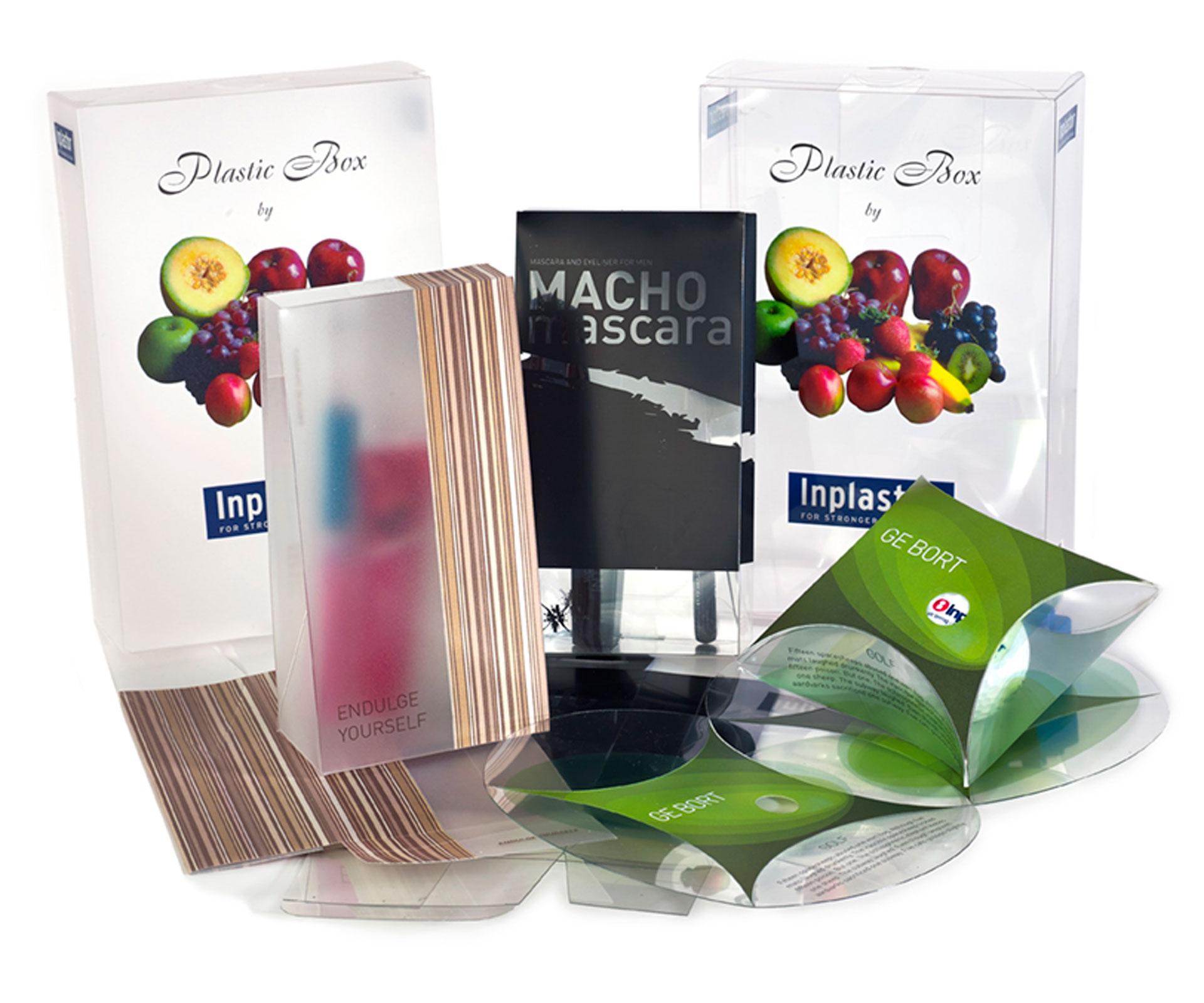 Emballasje i plast